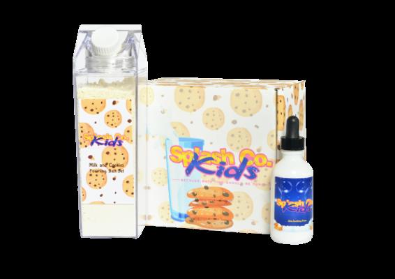 Splash Co Kids Milk & Cookies Set